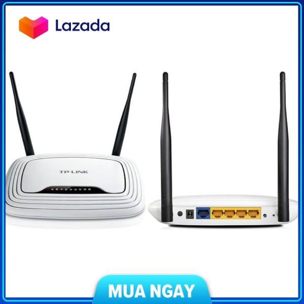 bộ phát wifi Tplink 841n-300mbps,tplink 841 chính hãng có chức năng làm repeater kích sóng wifi không dây