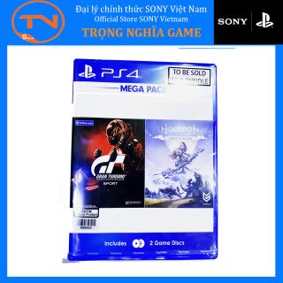 Combo đĩa game PS4 Grand Turismo + Horizon Zero Dawn Complete Edition thumbnail