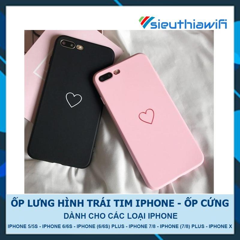 Giá ỐP TIM IPHONE - ỐP CỨNG