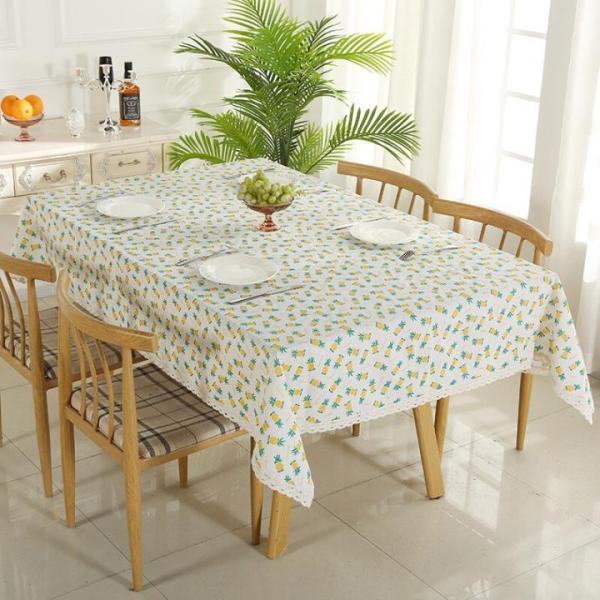 Khăn trải bàn Mary Decor - Dứa vàng - Đủ kích thước