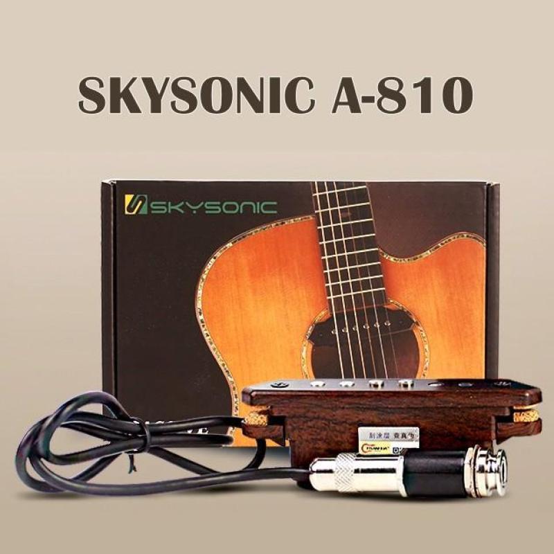 Bộ Thu Âm - Pickup Guitar Skysonic A-810