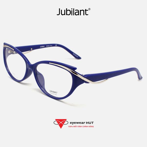 Giá bán Gọng kính Nữ chính hãng Nhựa Oval Phong cách Thời trang JUBILANT J40016