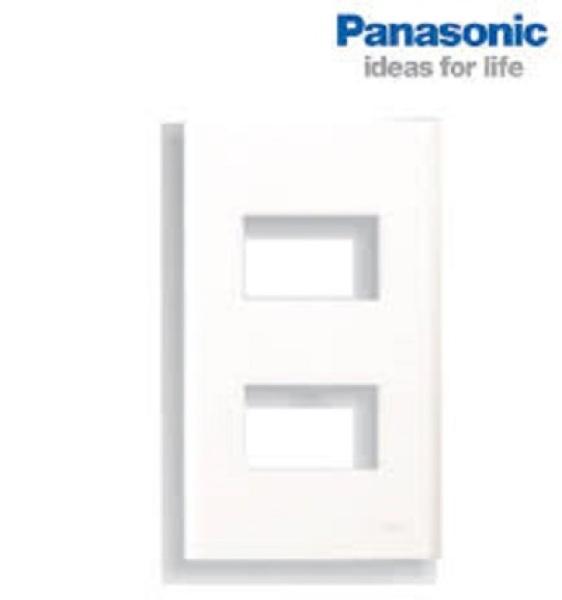 Mặt dùng cho 2 thiết bị WEG68020 Panasonic