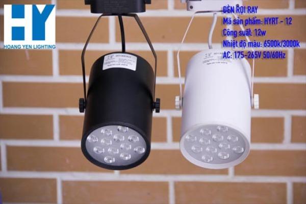 Bảng giá [HCM]Đèn rọi ray Led 12w
