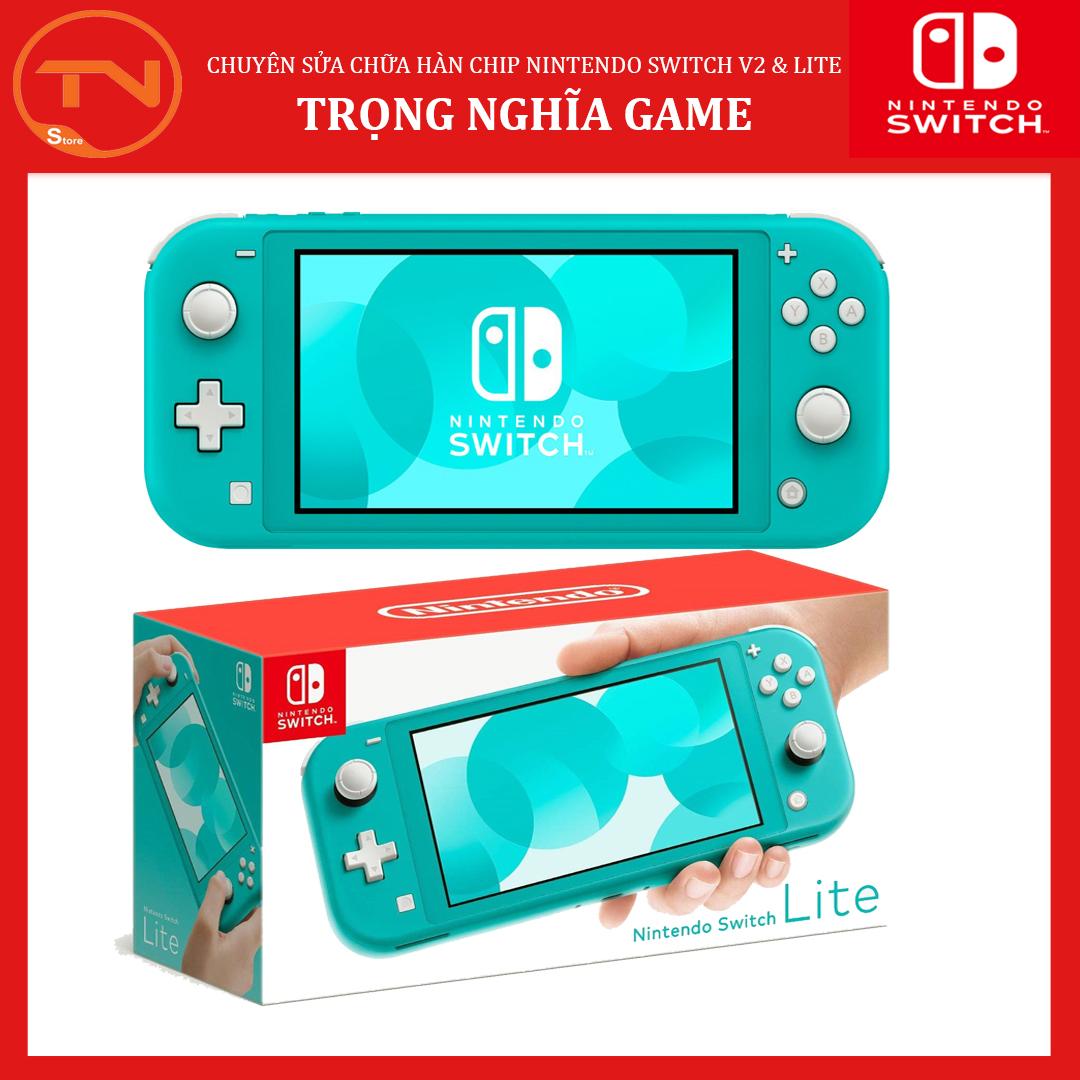 [TRẢ GÓP 0%] Máy Chơi Game Nintendo Switch Lite - Bảo hành 12 tháng