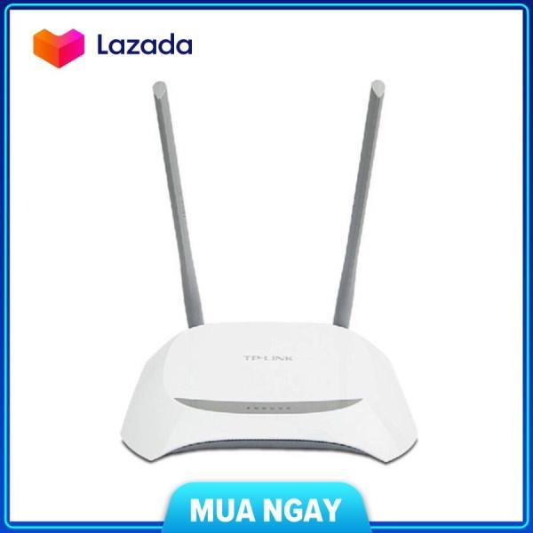 bộ phát wifi tplink 2 râu 842n ,cục phát wifi tplink 2 râu wr 842n có chức năng repeater kích sóng wifi không dây