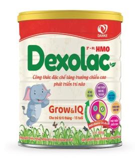 Sữa Dexolac Grow & IQ 800g - Phát triển trí não và chiều cao thumbnail