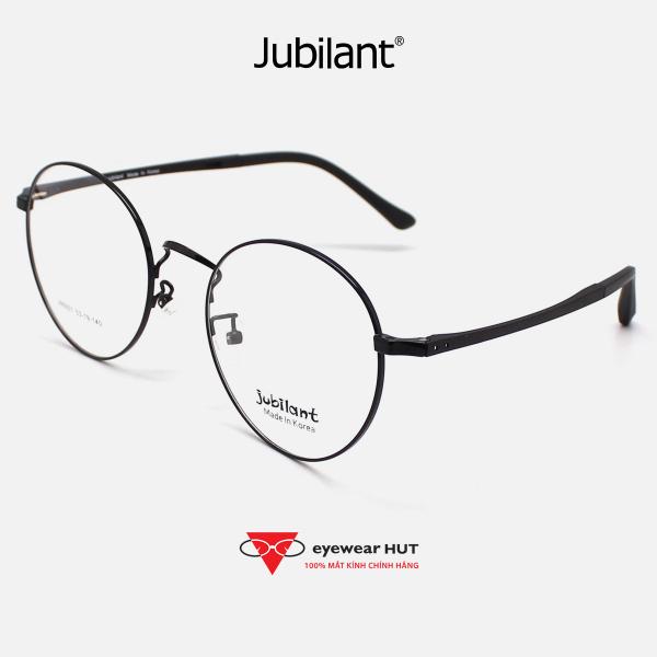 Giá bán Gọng kính Nữ Chính Hãng Kim loại Tròn JUBILANT J90001
