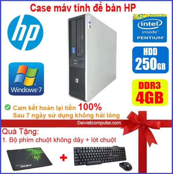 Bảng giá Case máy tính để bàn Fujitsu / HP CPU Dual core E5xxx / G2020 / Ram 4GB / HDD 250GB-500GB / SSD 120GB-240GB [QUÀ TẶNG: Bộ chuột phím không dây + lót chuột] Phong Vũ