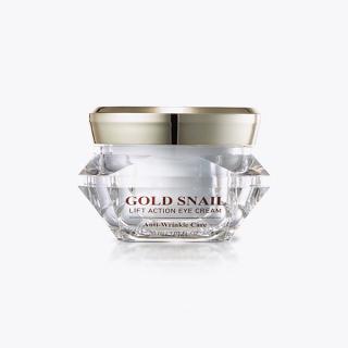 Kem mắt ngăn ngừa lão hóa tinh chất vàng & ốc sên GOLD SNAIL Lift Action Eye Cream 30ml thumbnail