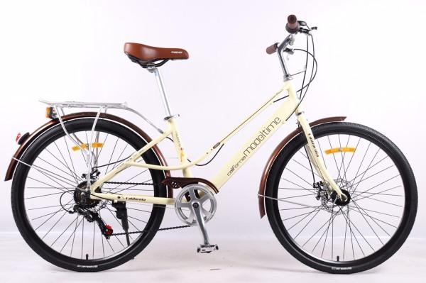 Phân phối Xe đạp California Modeltime