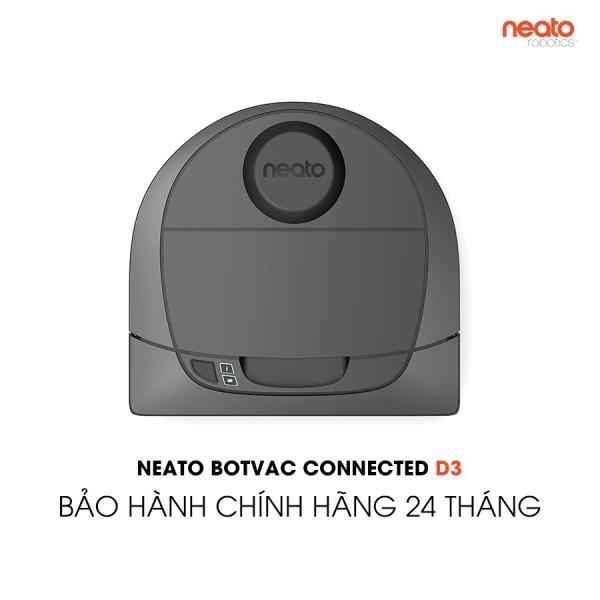 Robot hút bụi NEATO BOTVAC D3 - Hàng chính hãng Bảo hành 24 tháng 1 đổi 1