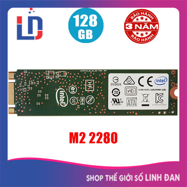 Bảng giá Ổ cứng SSD intel 540S 240GB 180GB M.2 SATA - 540S TH Phong Vũ