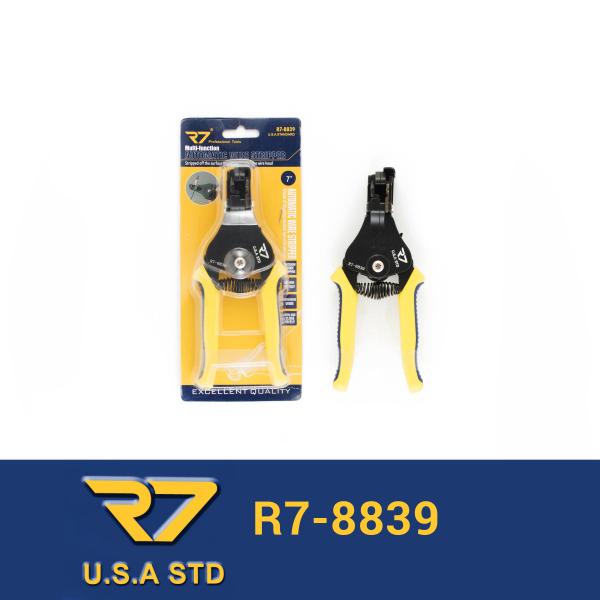 Kềm tuốt dây điện tự động 175mm R7 U.S.A STD R7-8839