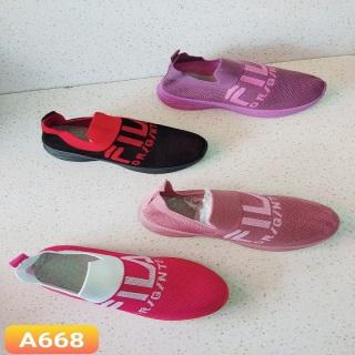 Giày thể thao, slip on, xỏ nữ mã A668, A686 và A687 thumbnail