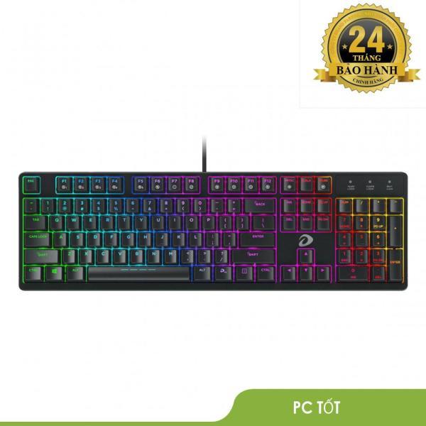 Bảng giá Bàn phím cơ Gaming DAREU EK1280 104KEY (RGB, Blue/ Brown/ Red D switch) Phong Vũ
