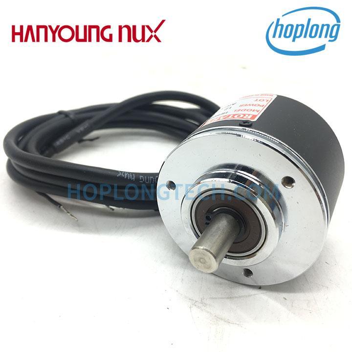 Bộ mã hóa vòng quay HE40B-6-1024-3-T-24 Hanyoung Nux