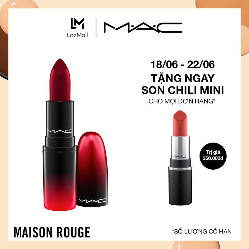 Son môi MAC Love Me Lipstick 3g