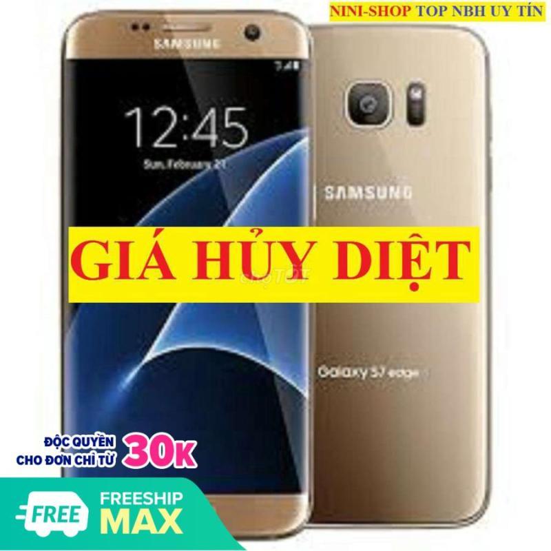 [Nhập ELJAN11 giảm 10%, tối đa 200k, đơn từ 99k]Điện Thoại Samsung s7 edge Ram3 Mới tinh Bản 2 sim Chính hãng