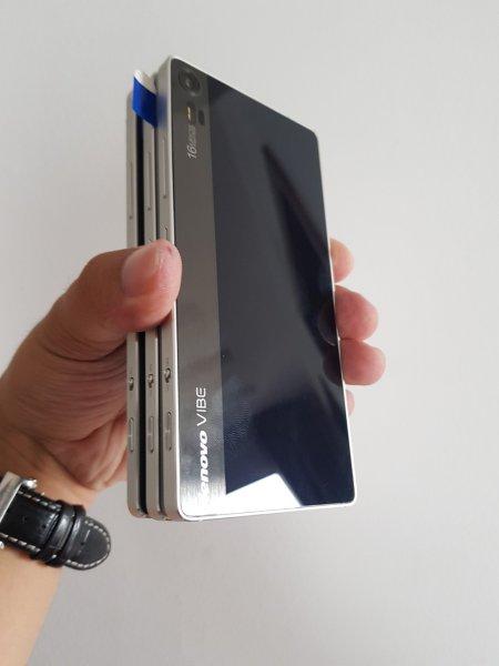 Điện thoại Lenovo VIBE Shot NEW / Ram 3G- 32GB (Z90A) - 2 Sim Giá Hủy Diệt