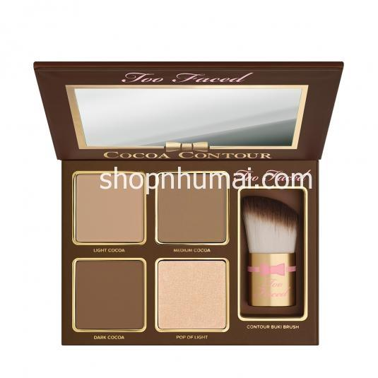 Phấn tạo khối Too Faced Cocoa Contour Chiseled to Perfection tốt nhất