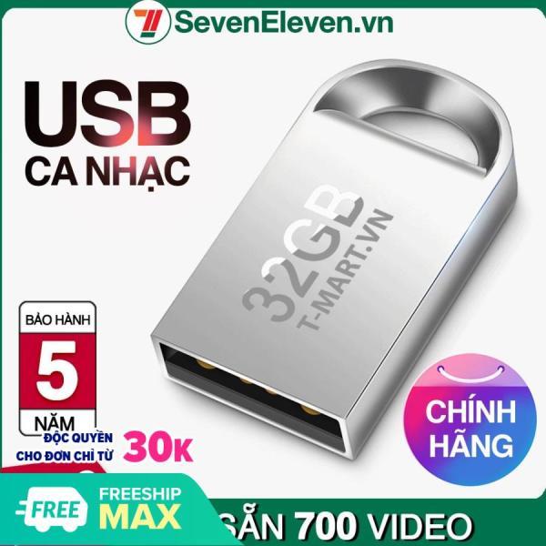 USB Video ca nhạc 32GB có sẵn 700 Video ca nhạc các thể loại nhạc Trữ Tình, nhạc Bolero, nhạc Remix, nhạc Trẻ và nhạc theo yêu cầu tặng kèm otg