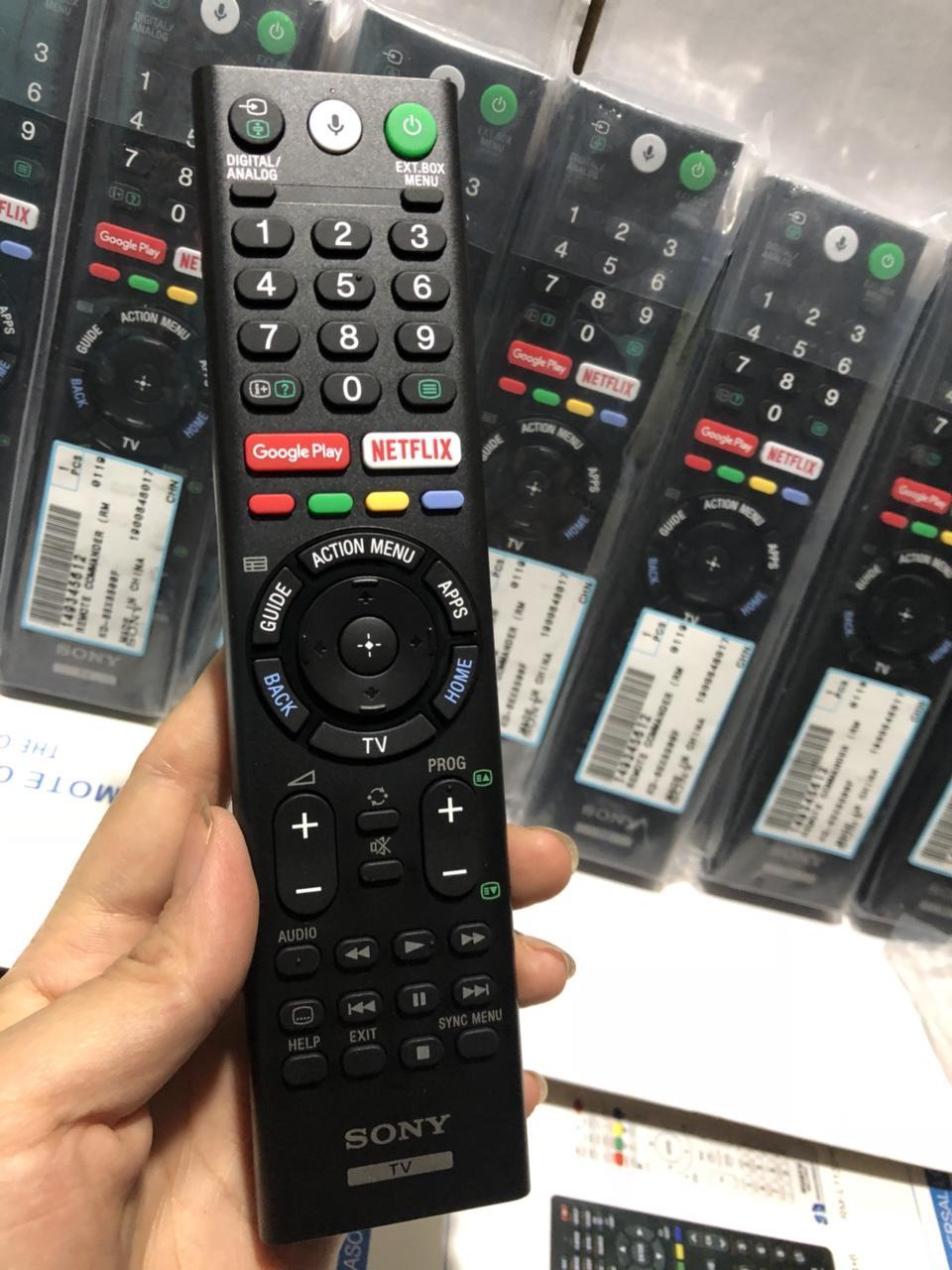 Bảng giá Điều khiển sony giọng nói TX310P
