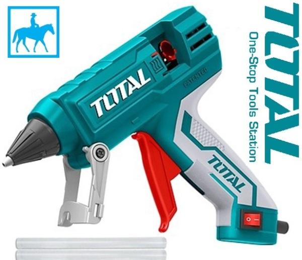 Dụng cụ bơm keo điện 30w 220w TOTAL TT301116