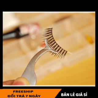 Nhíp gắp lông mi giả - Nhíp gắp lông mi giả vừa tay cầm, dễ sử dụng - Nhíp lông mi giả đa năng, nhíp dùng để gắn mi giả - Dụng cụ gắn mi giả [LẺ GIÁ SỈ] thumbnail