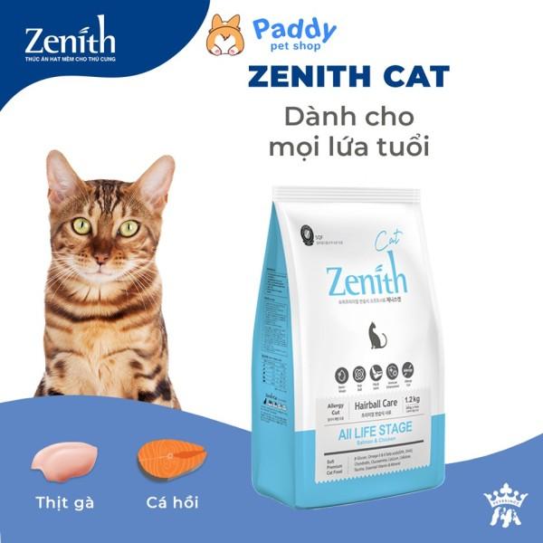 Zenith Thức ăn hạt mềm cho mèo Hairball - 300g