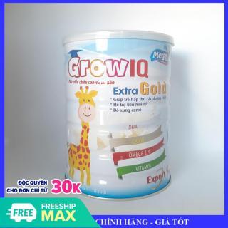 Sữa bột tăng trưởng chiều cao, trí não cho trẻ Mega Export 900g thumbnail