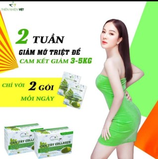 Bột Cần Tây Collagen Hộp 30 Gói thumbnail