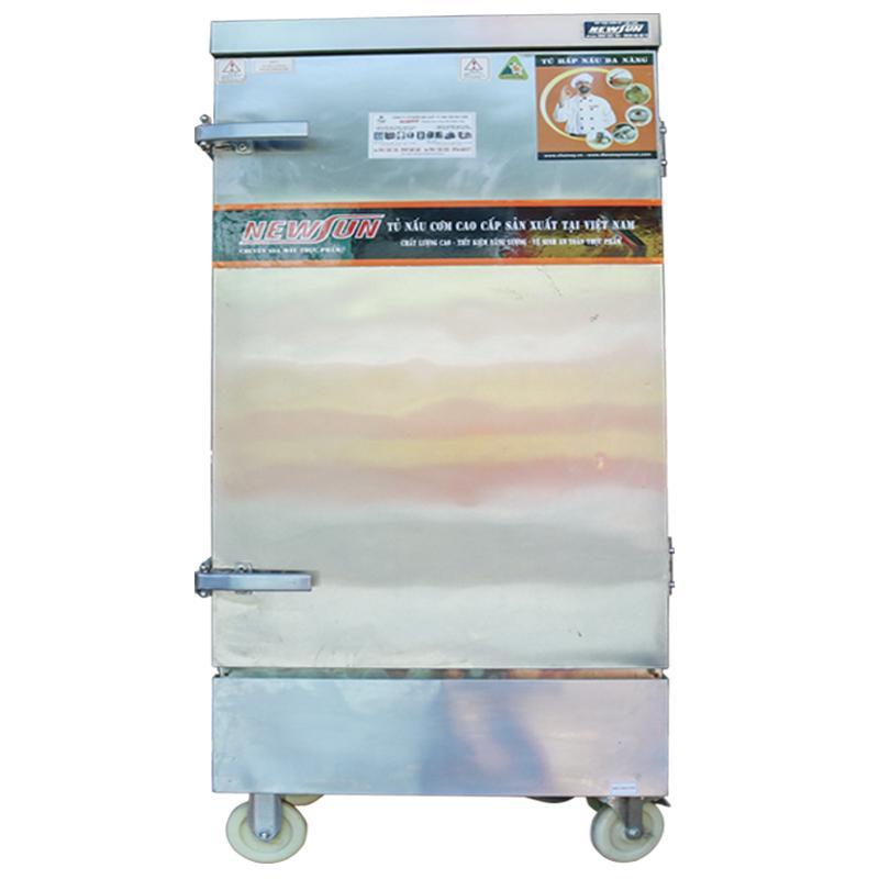 Tủ Hấp Giò Chả 12 Khay (60 kg/mẻ)