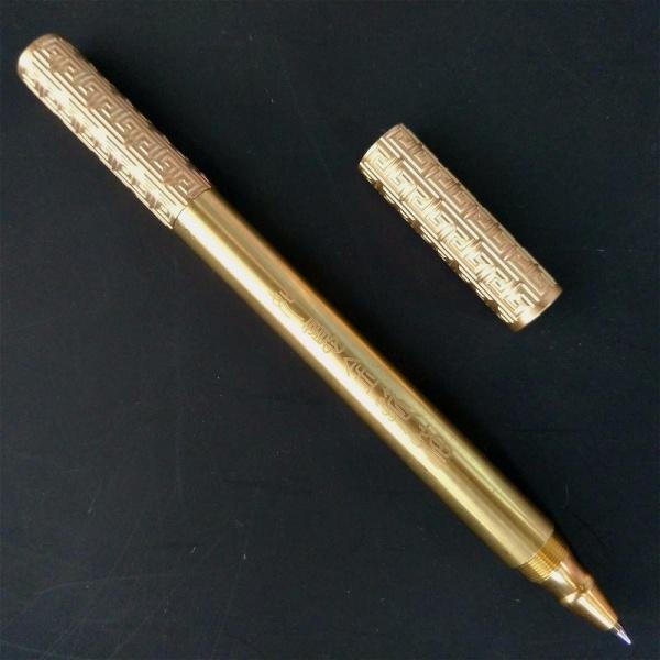 Mua bút ký tên, bút ký doanh nhân, bút ký cao cấp, Bút ký bằng đồng hình cây gậy như ý , Hàng cực chất-giá hấp dẫn-sale ngất ngây!!!