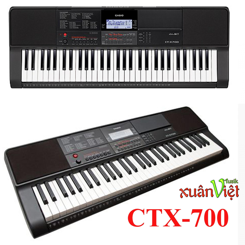 Đàn Casio CT-X700