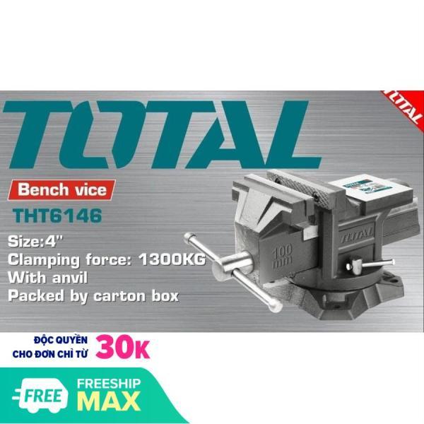Êtô eto kẹp 4inch Bench Vice Total THT6146