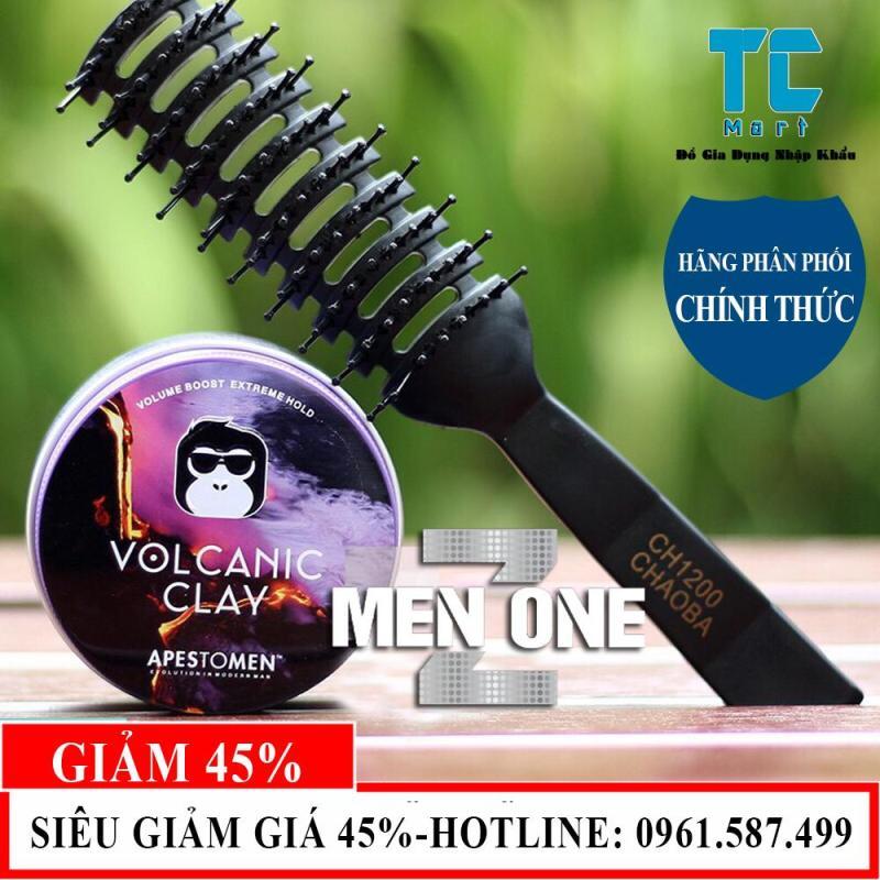 [BIGSALE 45%] Sáp vuốt tóc Apestomen Volcanic Clay Ver 3 Nắp nhôm giá rẻ
