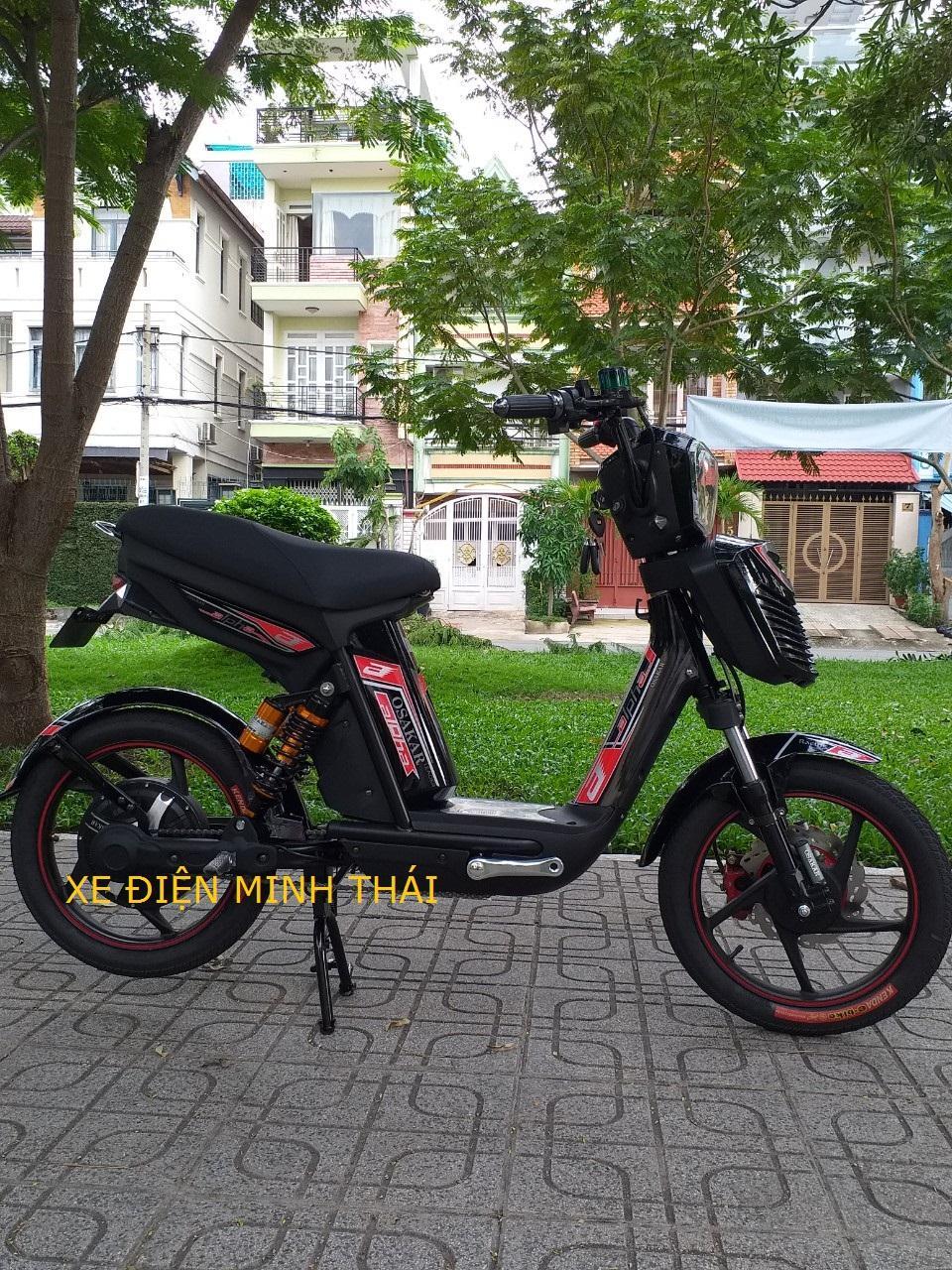Mua xe đạp điện osakar mẫu anpha- không phí vận sài gòn- xe điện osakar anpha- xe đạp điện osakar- capA