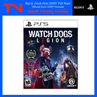 Đĩa game PS4 - Watch Dogs Legion thumbnail