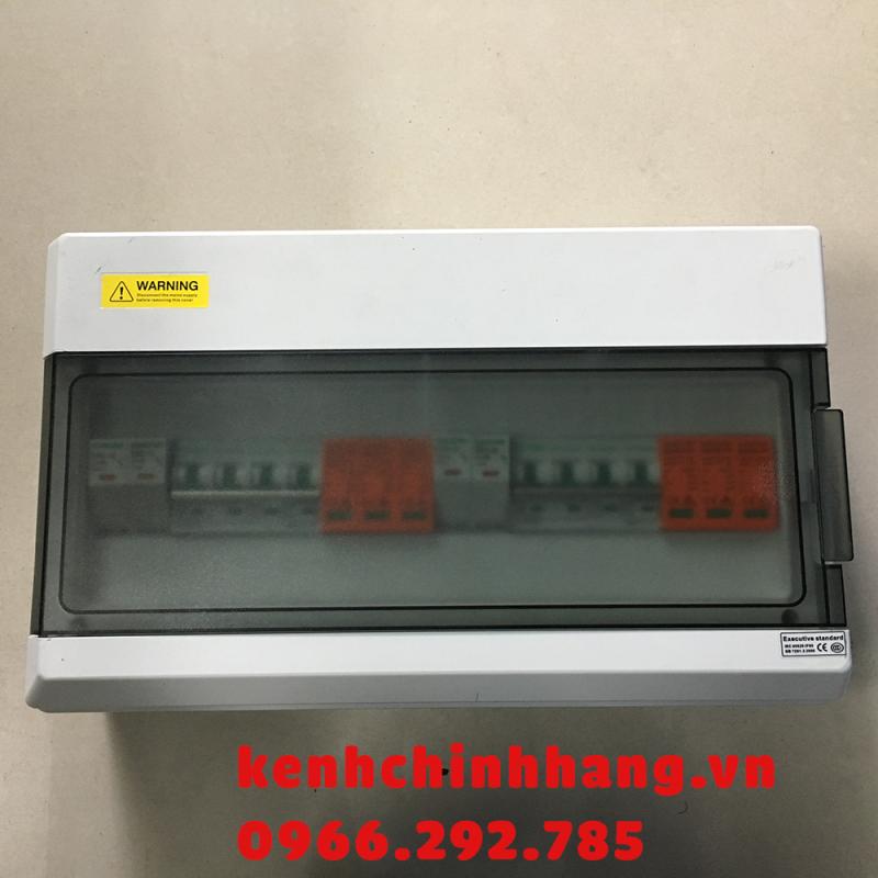 Tủ điện Chống Nước Suntree Ip65 SHA-18P - Tủ Phân Phối Điện 18WAY - 18 CB Đơn - SHA-18P