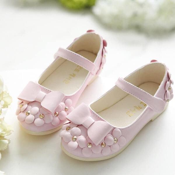 Giá bán Giày hoa bé gái