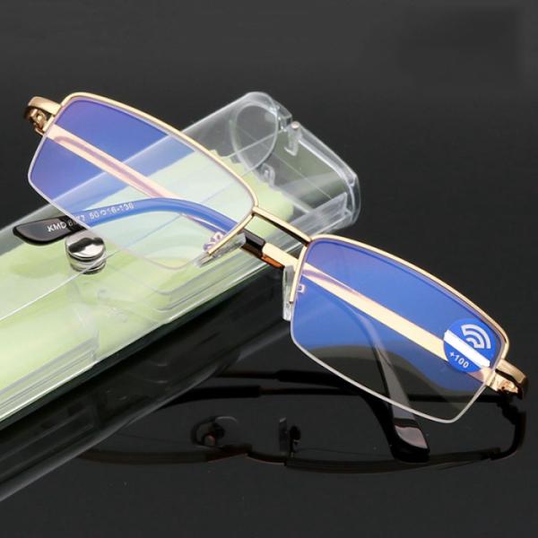 Giá bán Kính viễn thị ,lão thị trung niên hợp kim titan cao cấp Nhật Bản mắt kính cực trong và sáng