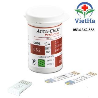 Que thử đường huyết Accu-chek Perfoma thumbnail