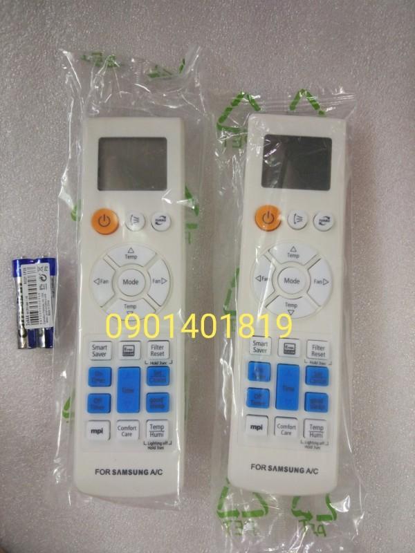 Điều Khiển Máy Lạnh Samsung Nút Xanh ( Hàng Loại 1 ) chính hãng