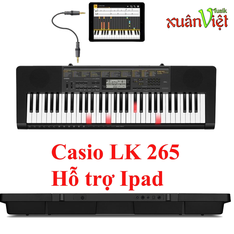 Voucher Khuyến Mại Đàn Organ Casio LK-265