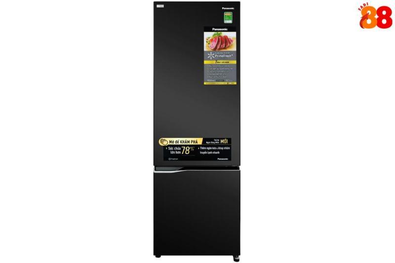Tủ lạnh Panasonic Inverter 322 lít NR-BC360QKVN 2019