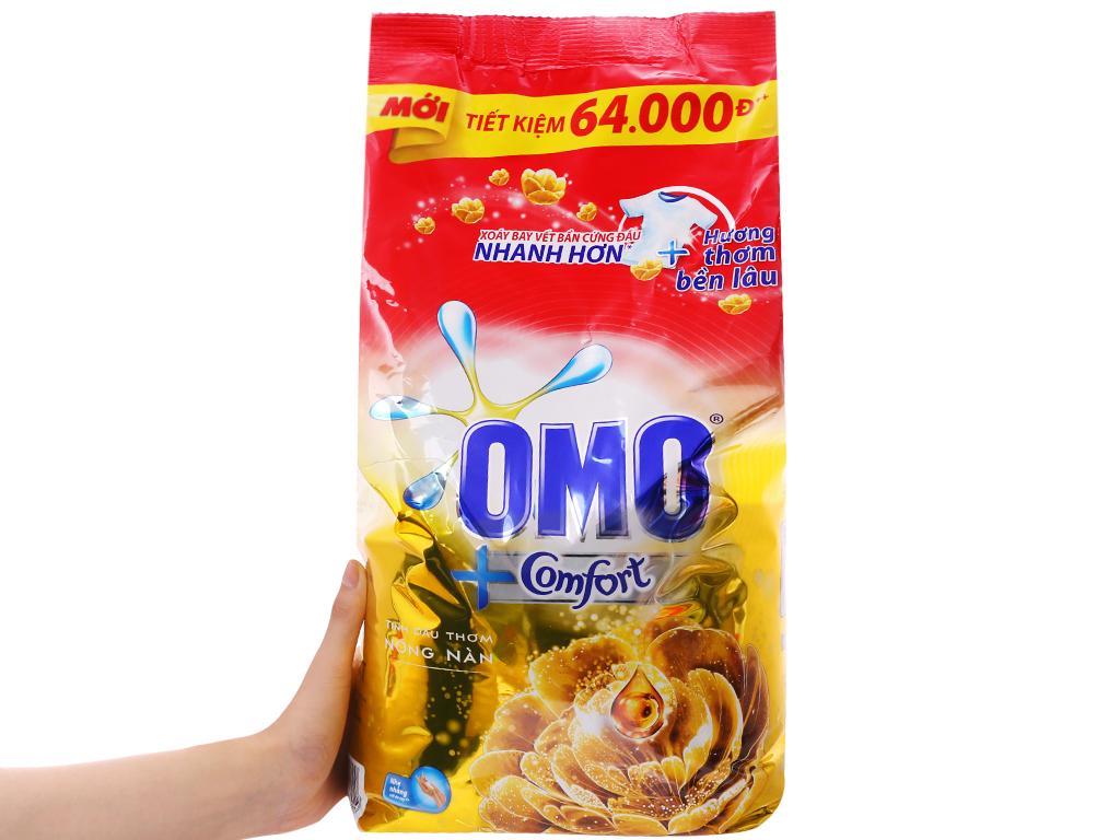 Voucher Giảm Giá Bột Giặt Omo Comfort 5.5kg