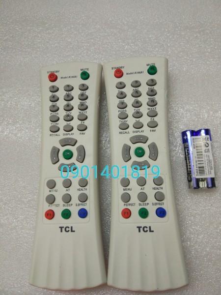 Bảng giá Điều khiển Tivi TCL 4 nút màu trắng