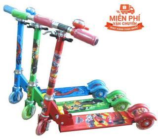 Đồ chơi trẻ em tphcm, Xe Trượt Scoter, Xe Scooter Cao Cấp - Thiết Kế Chắc Chắn, Màu Sắc Ngộ Nghĩnh cho bé thoải mái vui chơi. BH UY TÍN tại SHOP NOW thumbnail