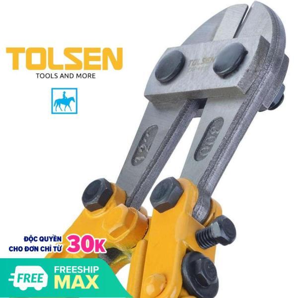 Kềm Kìm Cộng Lực Kéo Cắt Sắt 14inch 350mm Bolt Cutter TOLSEN 10242